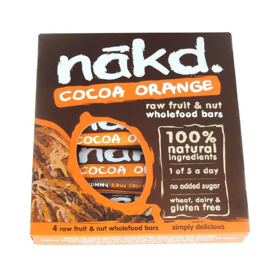 Cocoa Orange 4-pack