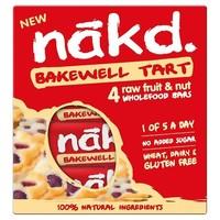 Bakewell Tart Bar 4-pack