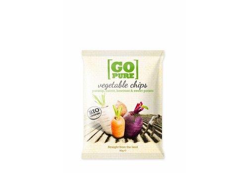 GoPure Groente Chips Biologisch