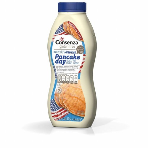 Consenza Shake en Bake American Pannenkoekmix