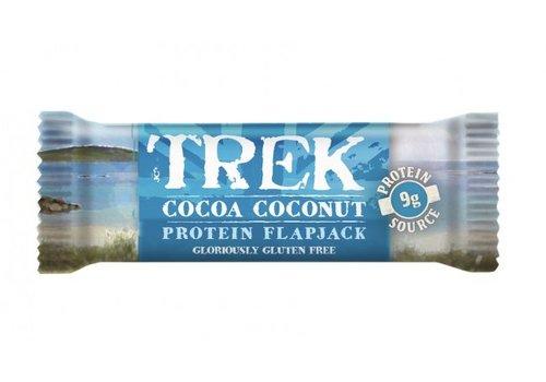 Trek Protein Flapjack Cocoa Coconut