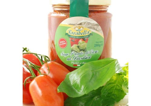 Farabella Basilicum-Tomaat Saus