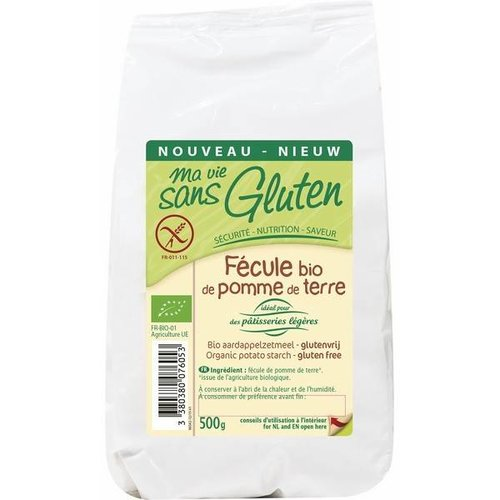 Ma Vie Sans Gluten Aardappelzetmeel Biologisch