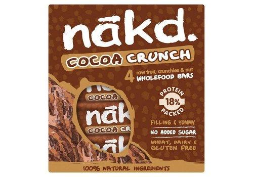 Nakd Cocoa Crunch Bar 4-pack