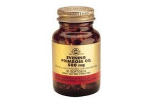 Solgar Evening Primrose Oil 500 mg (Teunisbloemolie) (30 softgels)