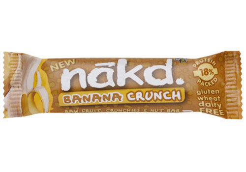 Nakd Banana Crunch Bar