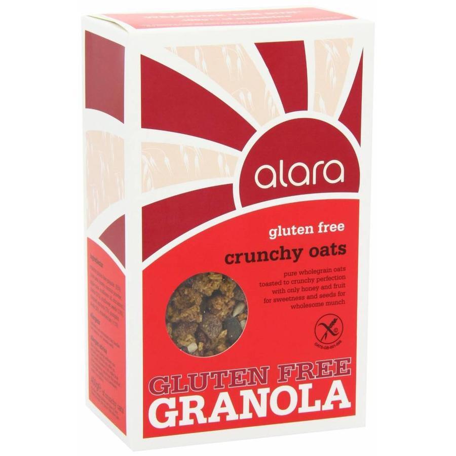 Granola Haver Crunchy