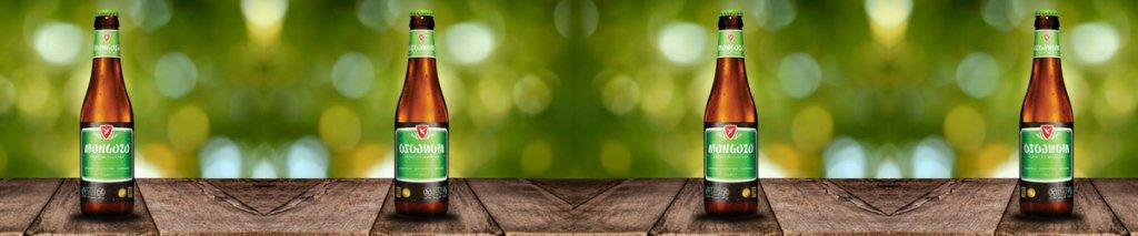 Nieuw! Glutenvrij bier van Mongozo in 2 variaties