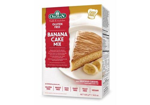 Orgran Bananencakemix  (THT 20-10-2019)
