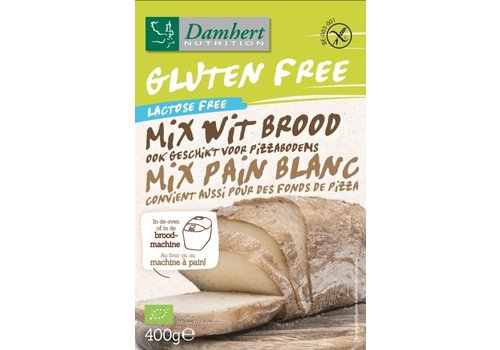 Damhert Mix Wit Brood Biologisch