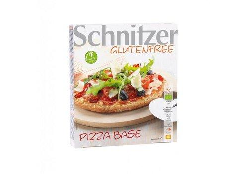 Schnitzer Pizzabodems 3 Stuks Biologisch