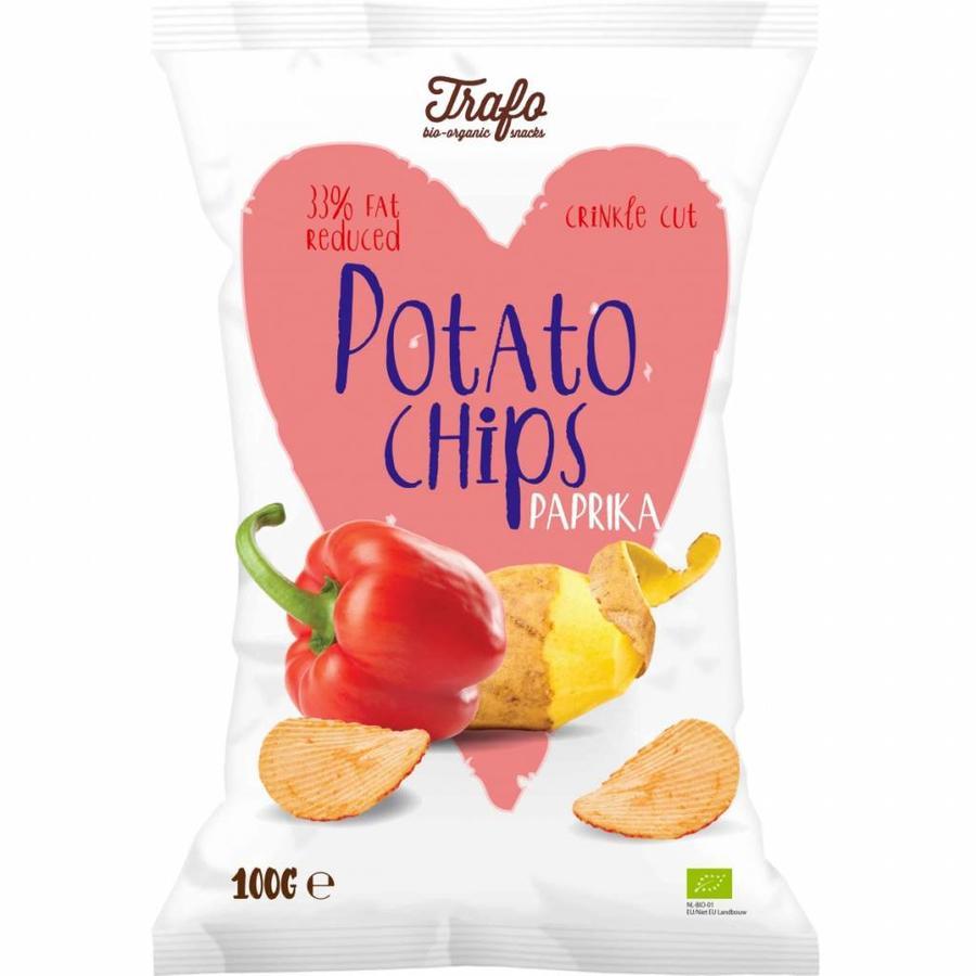 Light Chips Paprika Biologisch