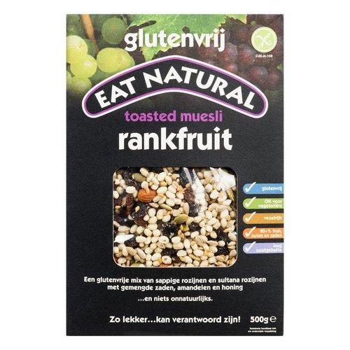Eat Natural Krokant geroosterde Ontbijtgranen met Rankfruit (THT 06-2019)