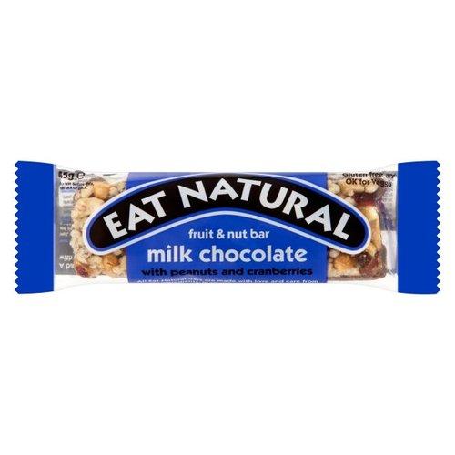 Eat Natural Fruit en Noot Reep Melk Chocolade