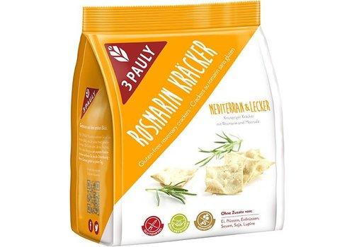 3Pauly Rozemarijn Crackers
