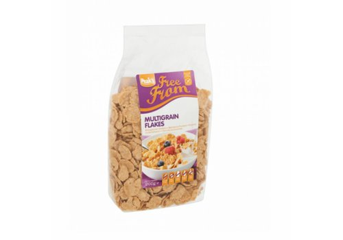 Peak's Free From Multigrain Flakes