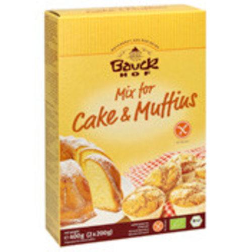 Bauckhof Cake & Muffin Mix Biologisch