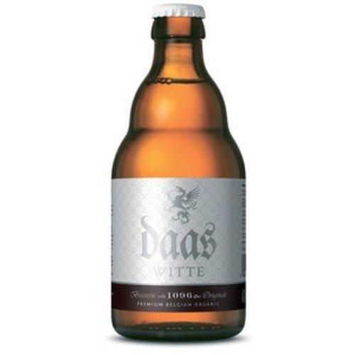 Daas Premium Belgisch Witte Bier Biologisch 5,5%