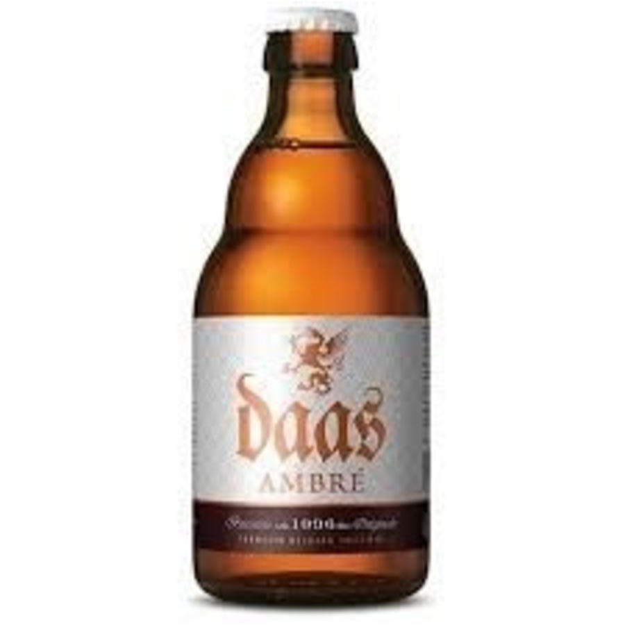 Premium Belgisch Ambré Bier Biologisch 6,5%