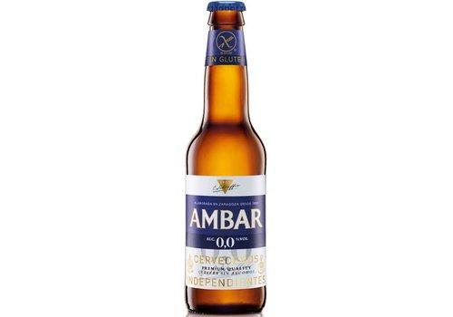 Ambar Celíacos Alcoholvrij Bier 0,0%
