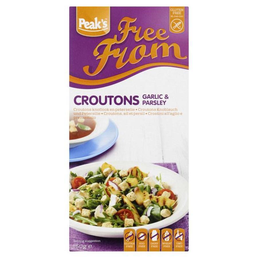 Croutons Knoflook en Peterselie