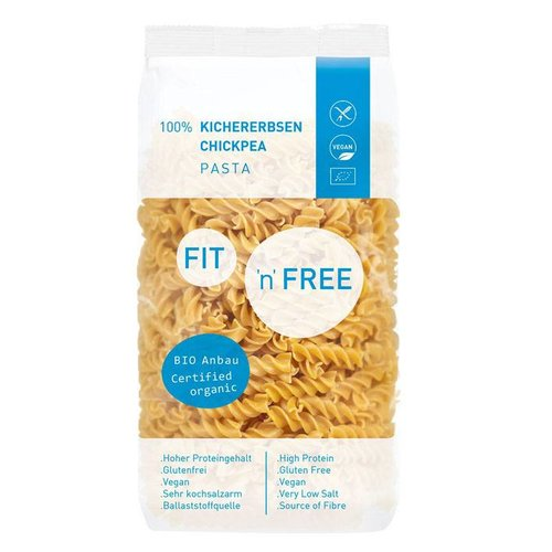 Fit 'n Free Kikkererwtenpasta Biologisch THT (13-11-2019)