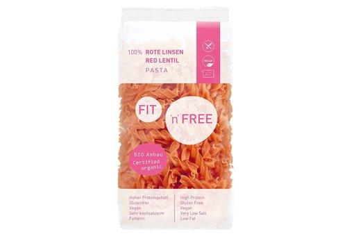 Fit 'n Free Rode Linzen Pasta Biologisch THT (23-10-2019)