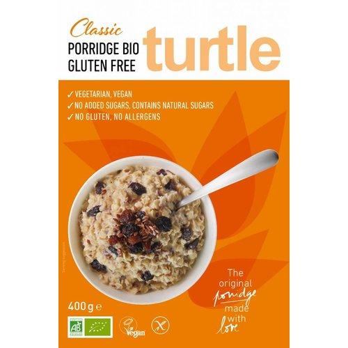Turtle Havermout Porridge Classic Biologisch  (THT 02-06-2019)