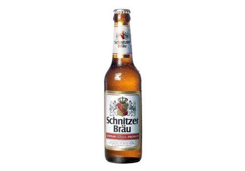 Schnitzer Bräu Bier Biologisch