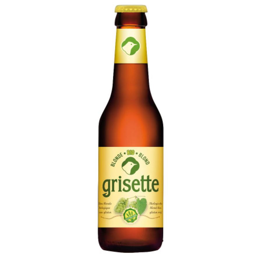 Blond Bier Biologisch 5,5%