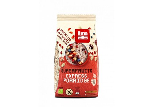 Lima Superfruits Express Porridge Biologisch