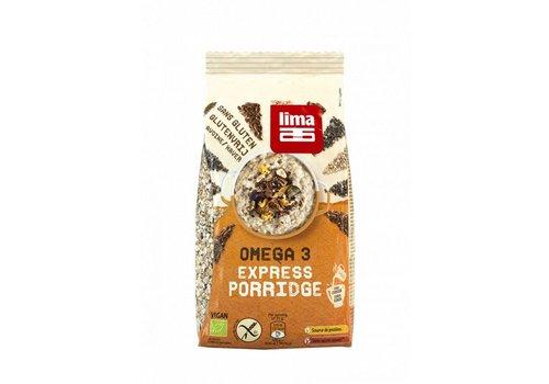 Lima Omega 3 Express Porridge Biologisch