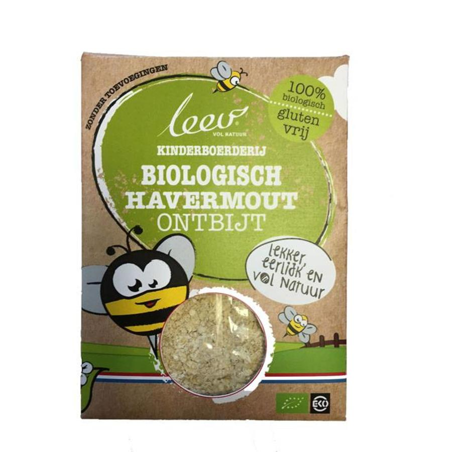 Kinderboerderij Havermout Ontbijt Biologisch