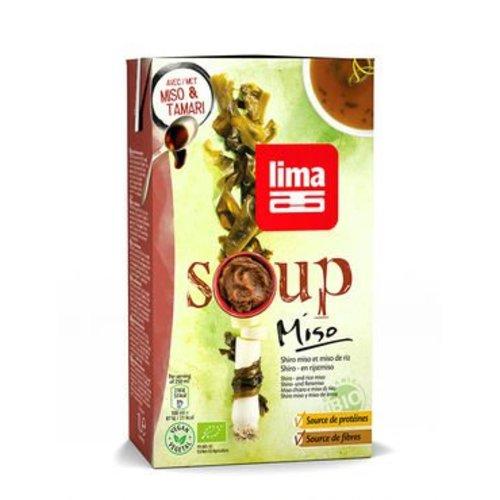 Lima Miso Soep Biologisch