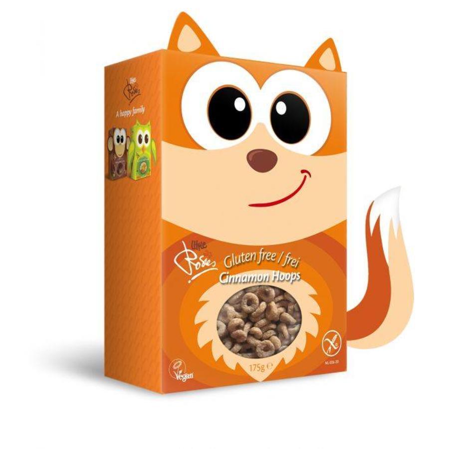 Fox Cinnamon Hoops
