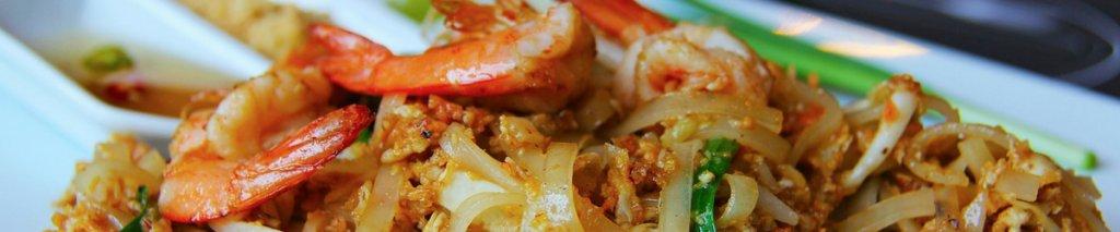 Recept: glutenvrije pad thai