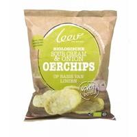 Oerchips Sour Cream & Onion Biologisch
