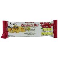 Cashew Cranberry Bar (THT-04-04-21)