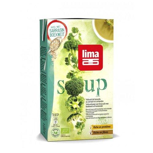Lima Broccolisoep Biologisch