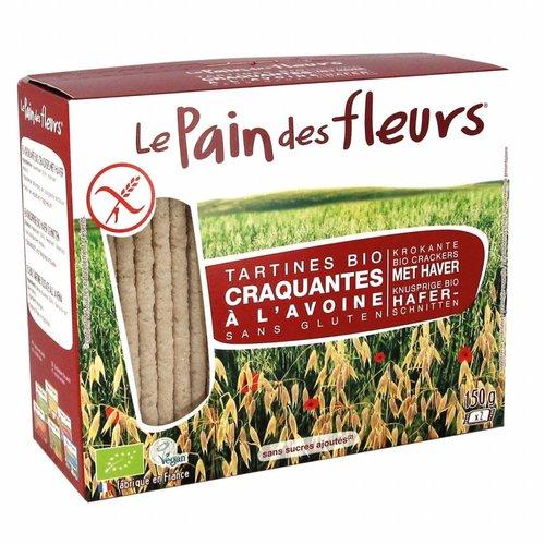 Le Pain des Fleurs Haver Crackers Biologisch