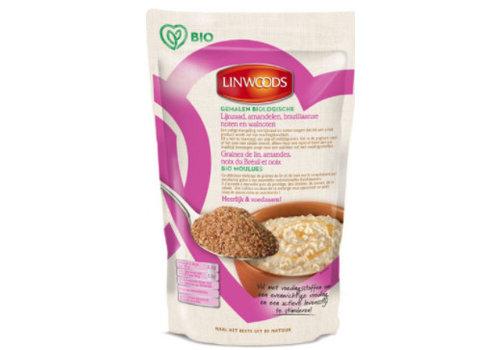 Linwoods Lijnzaad, Amandelen, Braziliaanse noten en Walnoten
