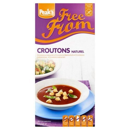 Peak's Free From Croutons Naturel