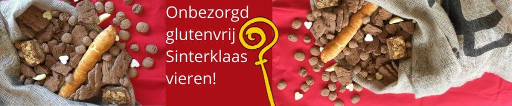 Tips voor een geslaagde glutenvrije Sinterklaas!