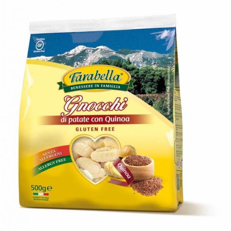 Gnocchi met Quinoa