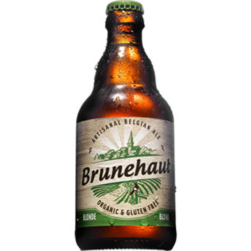 Brunehaut Blond Bier Biologisch
