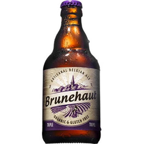 Brunehaut Tripel Bier Biologisch 8%
