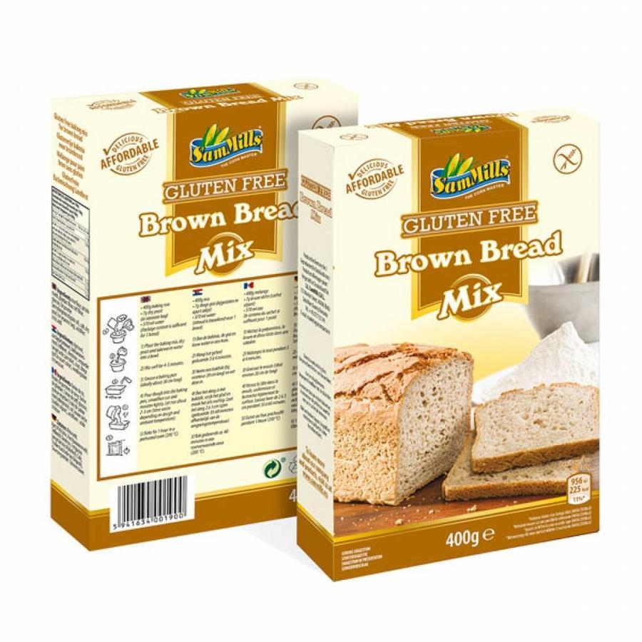 Bruin brood Mix
