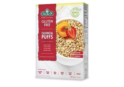 Orgran Quinoa Puffs (THT 20-1-2021)