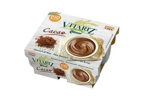 Vitariz Rijstdessert Chocolade Biologisch