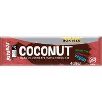 Bonbarr Pure Chocolade met Kokos Biologisch